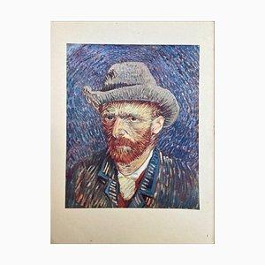 Vincent van Gogh, Lithografie I, 1950, Papier