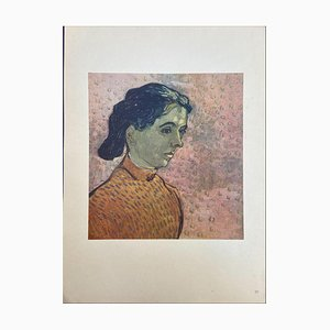 Vincent van Gogh, Lithographie IV, 1950, Papier