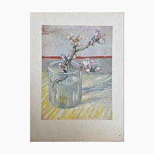 Vincent van Gogh, Litografía III, 1950, Papel