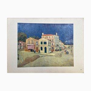 Vincent van Gogh, Lithographie VII, 1950, Papier
