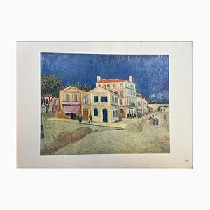 Vincent van Gogh, Lithography VII, 1950, Paper