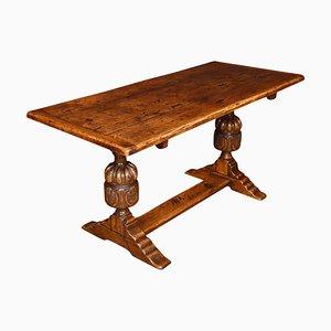 Eichenholz Speisesaal Tisch