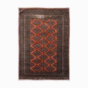 Geometric Carpet with Border and Rhombuses
