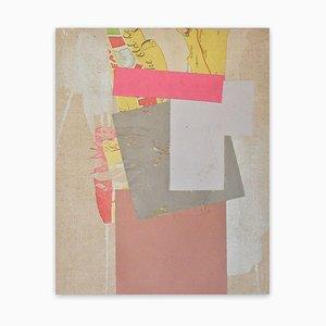 Jean Feinberg, Untitled, OL1.18, 2018, Oil on Fabric on Linen