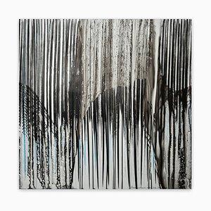 Jaanika Peerna, Big Melt #22, 2016, Pigment Pencil and Water on Mylar