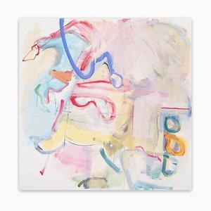 Gina Werfel, Cloak, 2009, Olio su tela