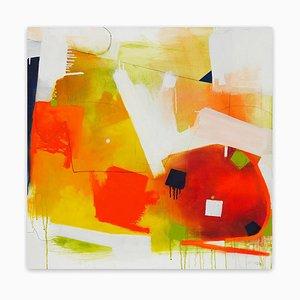 Xanda McCagg, Manifest, 2018, Oil & Graphite on Canvas
