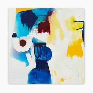 Xanda McCagg, Octopus, 2020, Oil & Graphite on Canvas