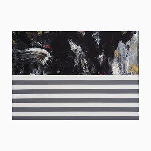 Slawomir Kuszczak, A Revision, New Construction, 2020, Acryl auf Leinwand
