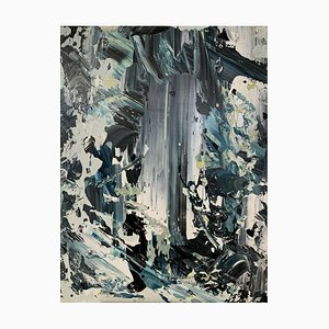 Franciszek Ledochowski, Body of Light 14, 2021, Acrylic on Canvas