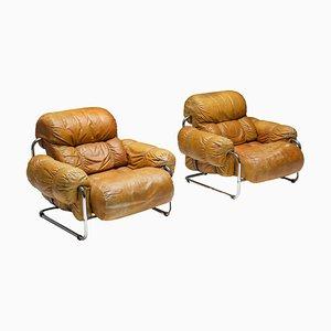 Tucroma Sessel von Guido Faleschini für Pace Collection, Italy