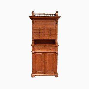 Oak Cabinet, 1890s