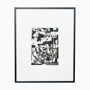 Contemporary Artwork by Sandro, 2013, Framed