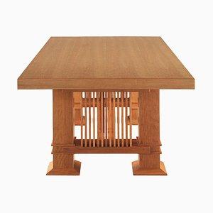 Table Allen par Frank Lloyd Wright pour Cassina