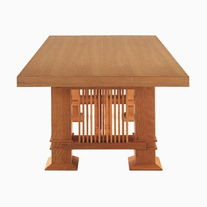 Tavolo Allen di Frank Lloyd Wright per Cassina