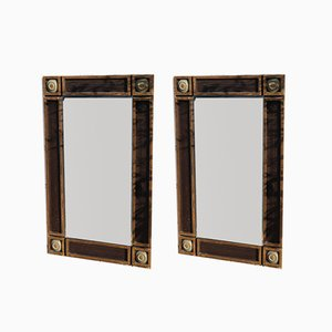 Vintage Mirrors, Set of 4