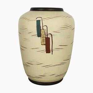 Vintage Ceramic Pottery Vase from Sawa Ceramic Franz Schwaderlapp, Germany