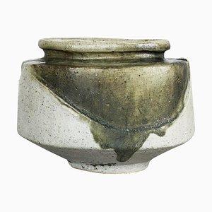 Ceramic Studio Pottery Object Vase by Bruno and Ingeborg Asshoff, Germany, 1960s