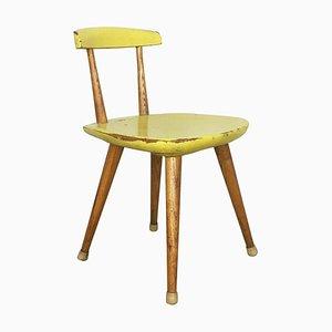 Beechwood Child's Chair by Karla Drabsch for Kleid und Raum, 1955