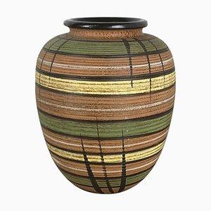 Vaso piccolo astratto in ceramica di Dümmler and Breiden, Germania, anni '50