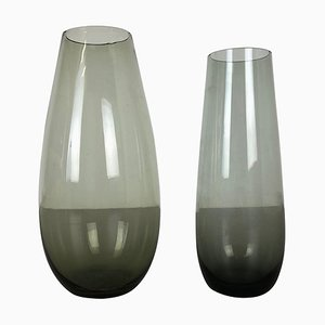 Vintage Turmalin Vases by Wilhelm Wagenfeld for WMF, Germany, 1960s, Set of 2