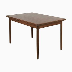 Teak Dining Table by Willy Sigh for H. Sigh and Sons Mobelfabrik, Denmark, 1960s