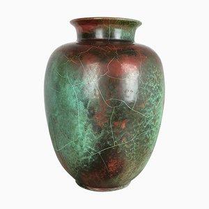 Large Ceramic Studio Pottery Vase by Richard Uhlemeyer, Hanover, Germany, 1940s