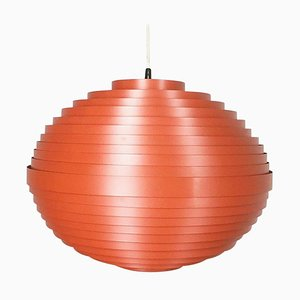 Extra Large Austrian Mid-Century Modern Hanging Lamp from Vest, 1960s