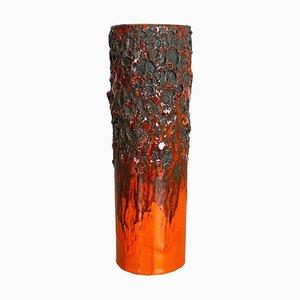 Glasierte Studio Keramikvasen von Otto Keramik, 1970er