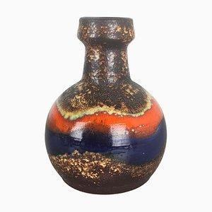 Fat Lava Ceramic Vase from Dümler and Breiden, Germany, 1970s