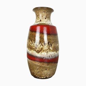 Fat Lava Keramikvase von Heinz Siery für Carstens Tönnieshof, 1970er