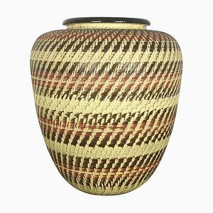 Große Keramik Bodenvase von Dümler und Breiden, 1950er