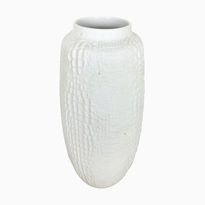 Porzellan Op Art Vase von Ak Kaiser, 1970er