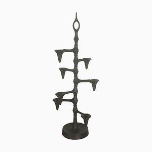 Danish Candleholder by Jens Harald Quistgaard for Dansk Designs, 1960s