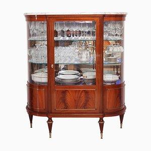 20th Century Louis XVI Style Showcase Cabinet