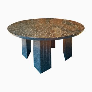 Large Round 10 Seater Table in Granite