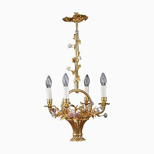 Small Late 19th Century Chandelier
