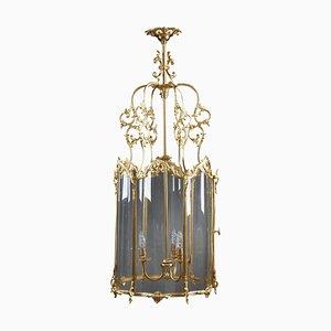 Large 19th Century Louis XV Style Lantern