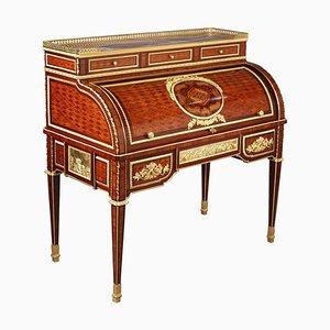 Rolltop Schreibtisch nach Jean-Henri Riesener zugeschrieben Maison Beurdeley