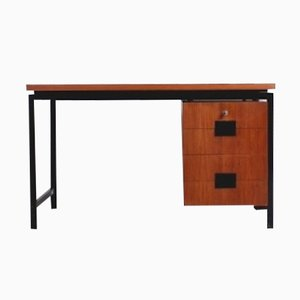 Small Japanese Series EU-01 Desk by Cees Braakman for Pastoe