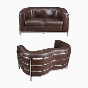 Two-Seater Onda Sofa from Zanotta, Italy