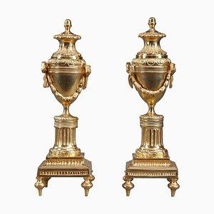 Louis XVI Style Cassolettes, Set of 2
