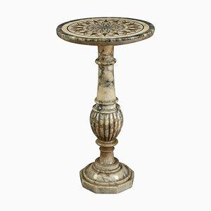 Italienischer Marmor Intarsie Tisch
