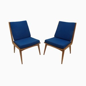 Boomerang Chairs by Hans Mitzlaff and Albrecht Lange, Set of 2