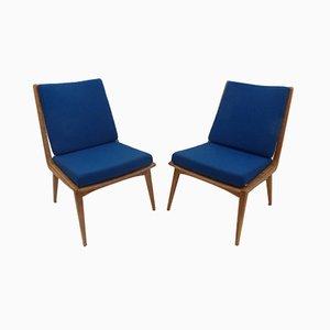 Boomerang Chairs von Hans Mitzlaff und Albrecht Lange, 2er Set
