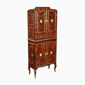 Louis XVI Cartonnier Schreibtisch, spätes 18. Jh