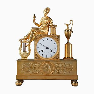 Empire Pendulum The Spinner Uhr von Rossel in Rouen