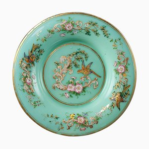 Opaline Plates in the Style of Jean-François Robert, Set of 6