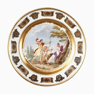 Empire Teller von Athanase Marie Martin für Coquerel & François Antoine Legros