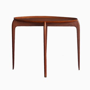 Occasional Danish Coffee Table by Willumsen & Engholm for Fritz Hansen